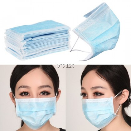 3 Ply Disposable Face Mask (Ready Stock)